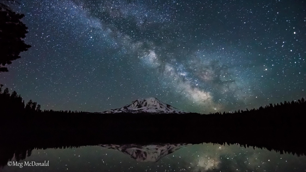 Literal 'Star Sightings' photos: Nighttime skies show off around Northwest
